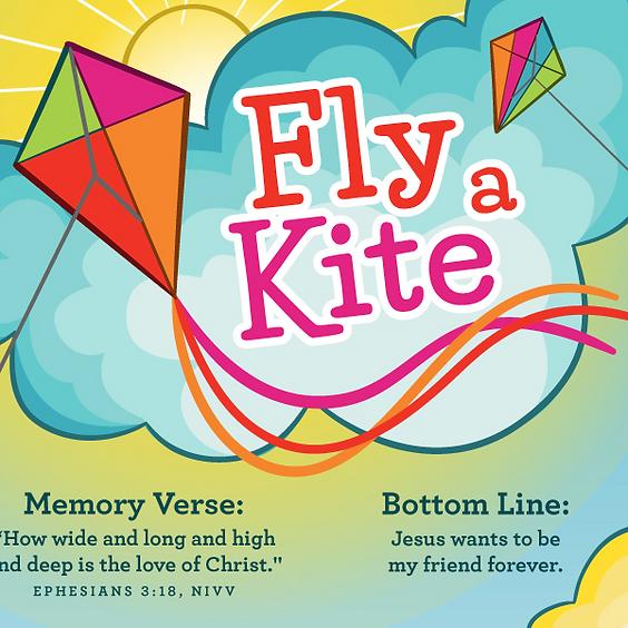 Easter Weekend - Sunday - Preschool Ministry