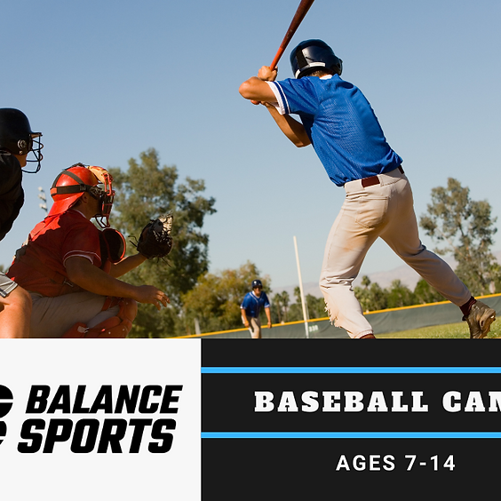 Baseball Camp - Summer 2021 - Sports Ministry