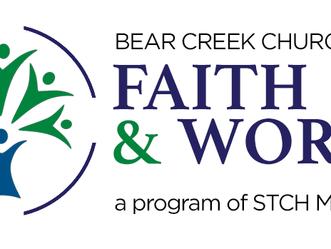 Faith & Work Job Search Workshop