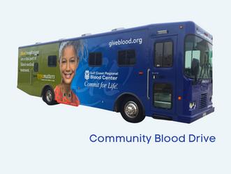 February 2021 Blood Drive