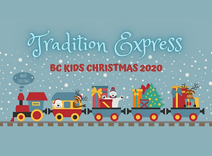 Tradition Express - Children's Ministry - Christmas