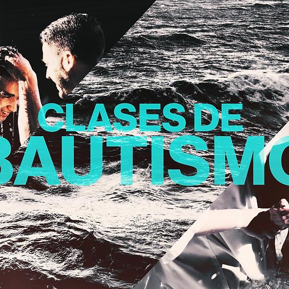 Clases de Bautismo: Da a conocer tu fe - Bear Creek en Español - Spanish Ministry