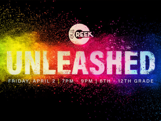 Good Friday UNLEASHED - Student Ministry