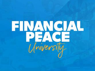 Financial Peace University - Extended Registration