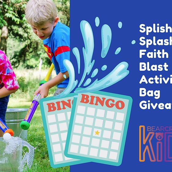 Splish Splash Kids event - Children's Ministry