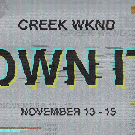 Creek WKND - Students Ministry
