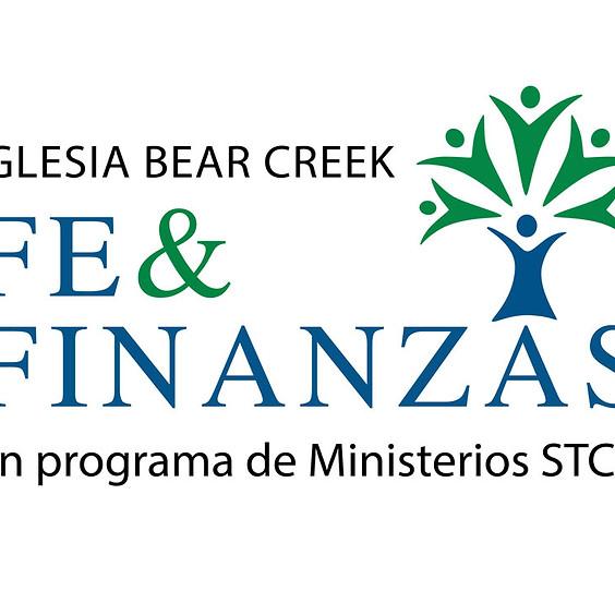 Fe y Finanzas, otoño de 2021 - Bear Creek en Español - Spanish Ministry Midweek.