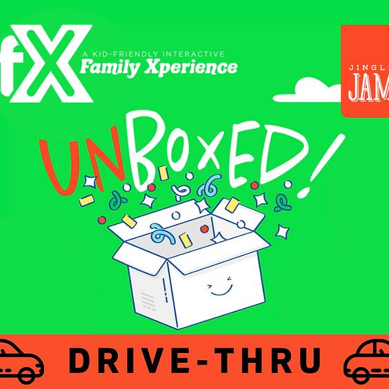 FX Jingle Jam Drive-Thru - Christmas - Preschool, Children and Adult Ministries