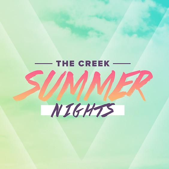 Creek Summer Nights (series)  - Student Ministry