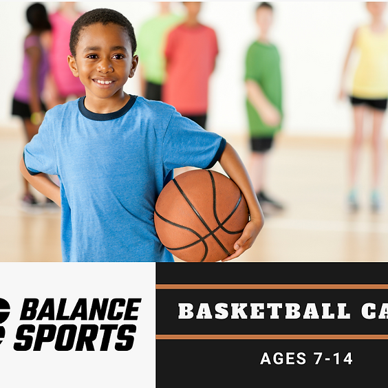 Basketball Camp - Morning Session - Summer 2021 - Sports Ministry