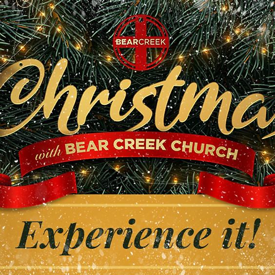 Christmas with Bear Creek Church - Preschool, Children, Student, Adult