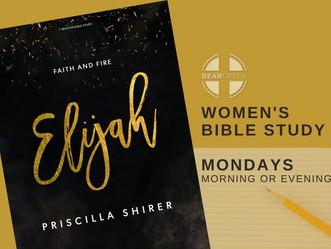 Women's Bible Study, Fall 2021