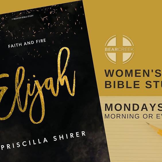 Women's Bible Study, Fall 2021 (AM & PM classes) - Adults, Preschool, Kids, Students, Midweek Ministry.