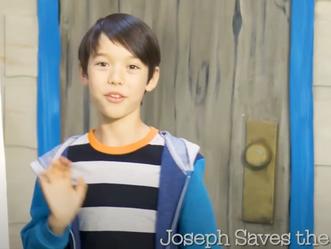 Ice Cream Sundae, Week3: Joseph Saves the Grain