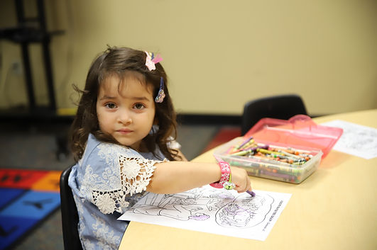 preschool-class-girl-coloring.JPG