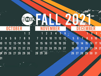 Student Events, Fall 2021