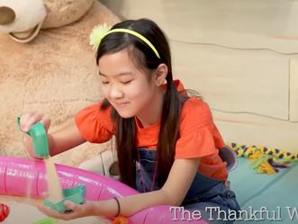 The Big Sandbox, Week 4: The Thankful Woman