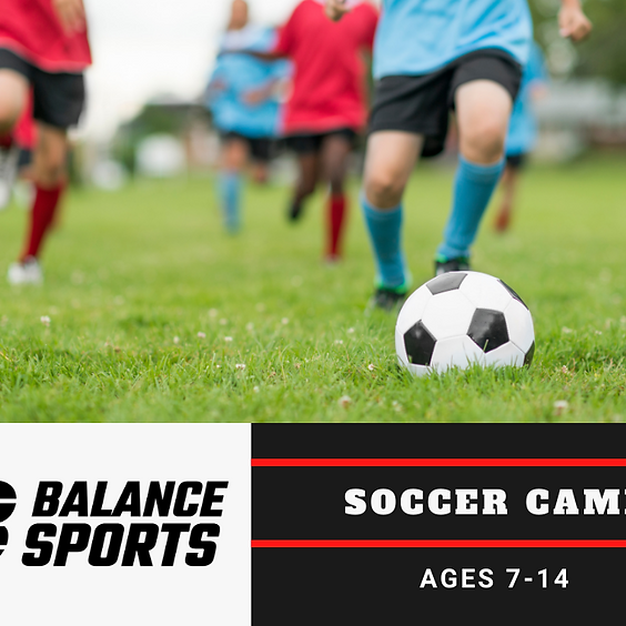 Soccer Camp - Summer 2021 - Sports Ministry
