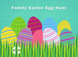 Family Easter Egg Hunt - Preschool, Children, Student, and Adults