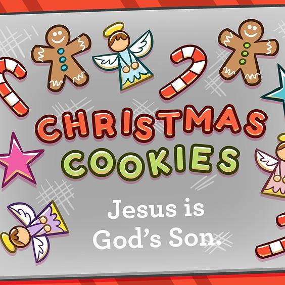 Christmas Cookies Grow Group - Preschool Ministry