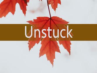 """Unstuck"" - Adult Bible Study"