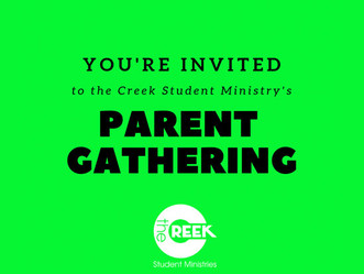 Parent Gathering