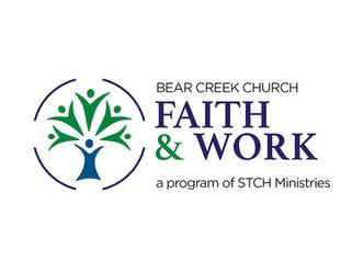 Faith and Work Career Workshop
