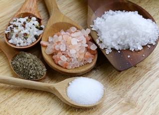 Comer sal te protege contra los microbios
