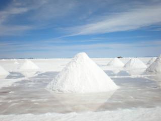 ¿Sal marina o sal común?