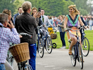 Cada hora sobre la bicicleta equivale a una hora más de vida.