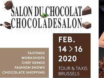 布鲁塞尔巧克力沙龙