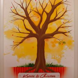 Hochzeitsbaum