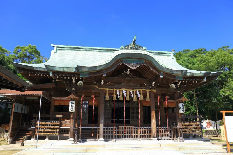 Karatsu Shrine