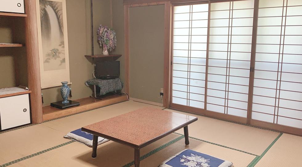 民宿-幸-お部屋(和室)