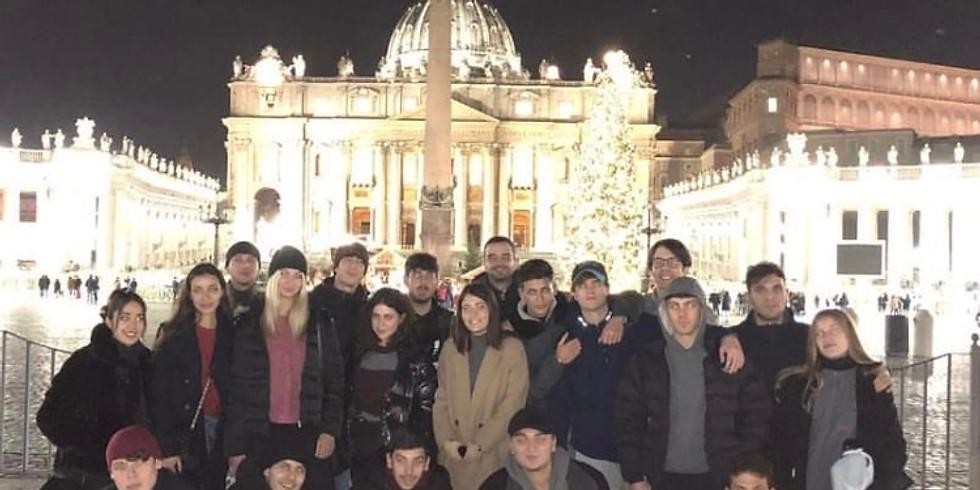 Attività di beneficenza a San Pietro