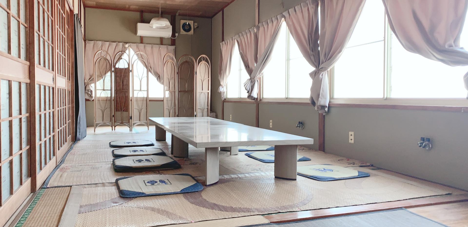 民宿-幸-大広間