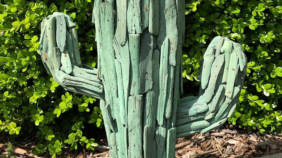 Driftwood Cactus