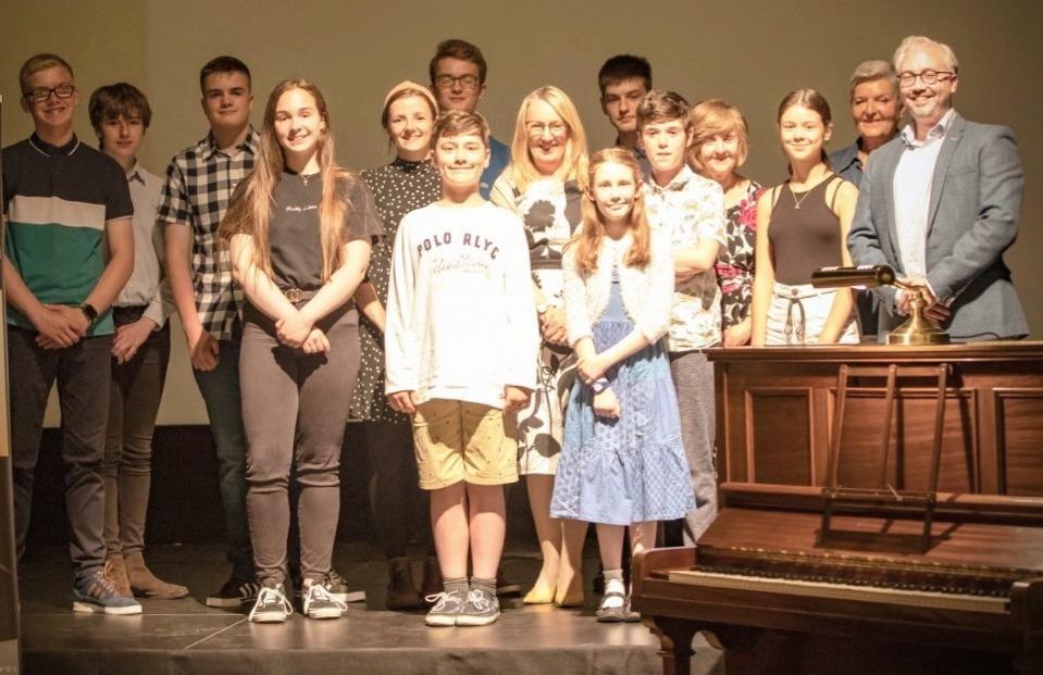 1685 Student Concert