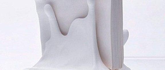 PLA Tabletop Napkin Dispenser