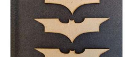 Wooden Batman Batarang