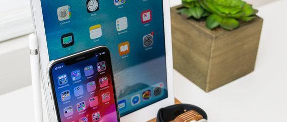 Wooden iPhone X Dock