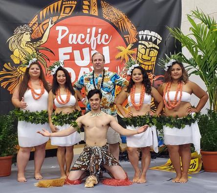 2019 Pacific Fun Day