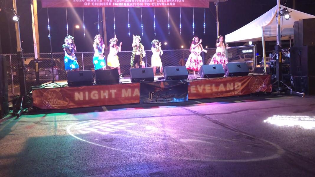 2019 Cleveland Night Market Performance
