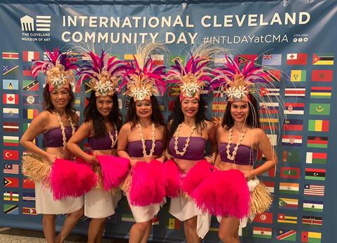 2019 International Cleveland Community Day