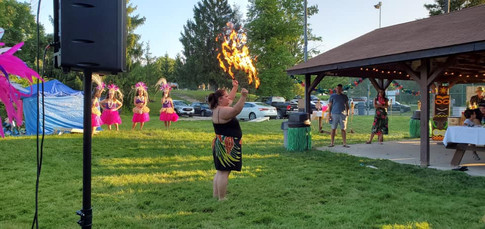 2019 Birthday Party Luau