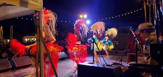 2019 Night Market - Tahitian Dance Performance