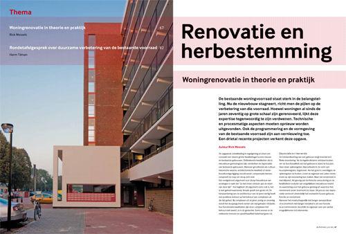 De Architect, Rick Wessels