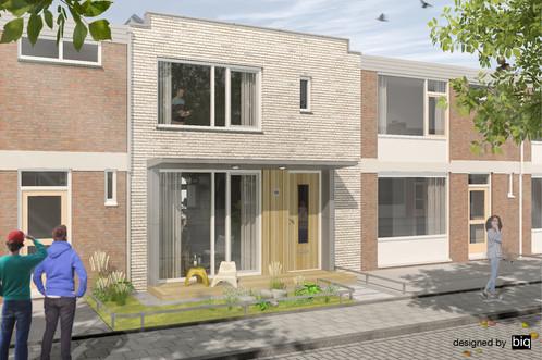 energieconcept Joostenstraat Enschede designed by biq architecten