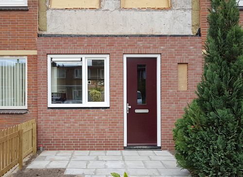 CPO Rotterdam Hooidrift bouwkundige uitwerking uitvoering begeleiding sub office