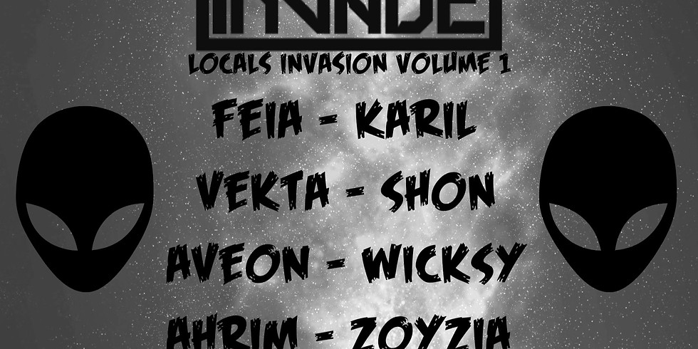 INVADE /// Initiating Launch